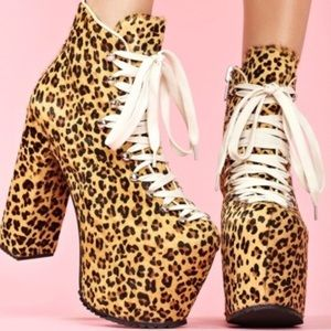 UNIF Leopard Print Hellbounds